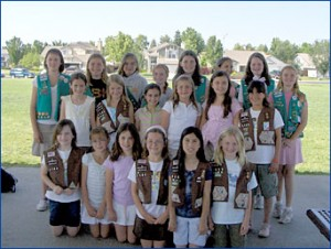 Girl Scouts Troop #788